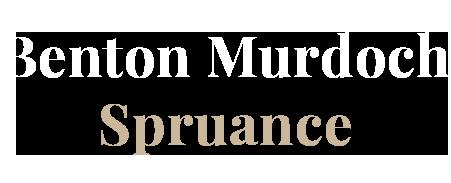 Benton Murdoch Spruance